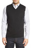 Men's John W. Nordstrom V-Neck Merino Wool Sweater Vest