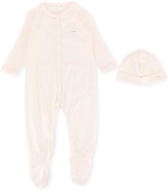 Chloé Kids Pajamas And Hat Set