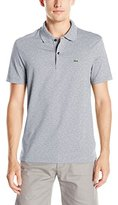 Lacoste Men's Short Sleeve Pima Jersey Polo