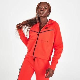 Nike Women's Sportswear Tech Fleece Windrunner Full-Zip Hoodie