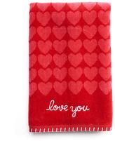 Celebrate valentines day Celebrate Valentine's Day Love You Hand Towel