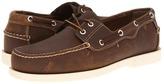 Dockers Oceanic (Red Brown Burnished Crazyhorse) - Footwear