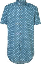 Zanerobe printed shortsleeved shirt - men - Cotton - S