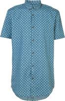 Zanerobe printed shortsleeved shirt