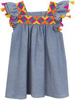 Rare Editions Short Sleeve Cap Sleeve Sundress - Toddler Girls