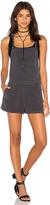 Monrow Overall Shorts