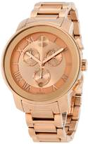 Movado Bold Chronograph Rose Dial Ladies Watch