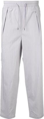 Yoshio Kubo Tuck Track Style Trousers
