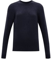 A.P.C. Wendy Wool-blend Sweater - Womens - Navy