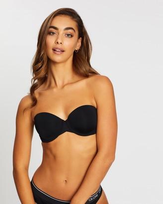 Calvin Klein Strapless Lightly Lined Bra