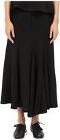 Yohji Yamamoto Pleated Skirt Women's Skirt