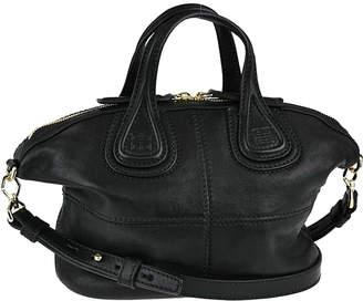 Givenchy Nightingale Tote Micro Black