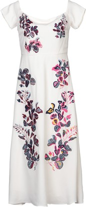 Tanya Taylor Knee-length dresses