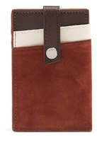 Want Les Essentiels Kennedy Suede Money Clip And Cardholder