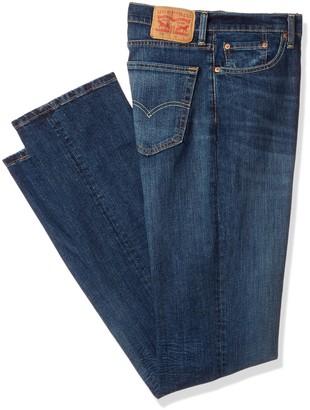 Levi's Men's Big and Tall 514 Big & Tall Straight Fit Jean