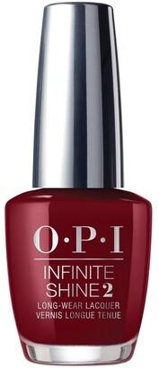 OPI Infinite Shine Got the Blues for