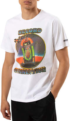 Ovadia & Sons Men's Record Graphic T-Shirt