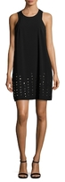 Rachel Roy Racerback Embellished Shift Dress
