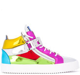 Giuseppe Zanotti Design sneakers - women - Leather/rubber - 38