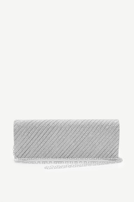 Ardene Occasion Glitter Evening Clutch
