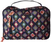 Vera Bradley Luggage - Large Blush Brush Case Cosmetic Case