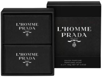 Prada L'Homme Perfumed Soap