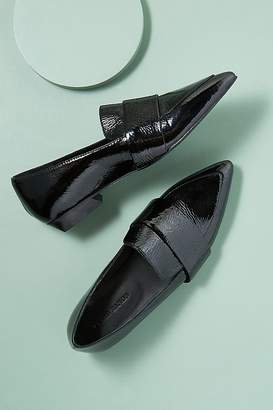 Kerrie Patent-Leather Loafers