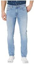 Mavi Jeans Jake Regular Rise Slim Leg in Light Indigo Williamsburg (Light Indigo Williamsburg) Men's Jeans
