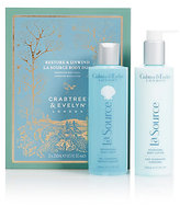 Crabtree & Evelyn La Source Restore & Unwind Body Duo