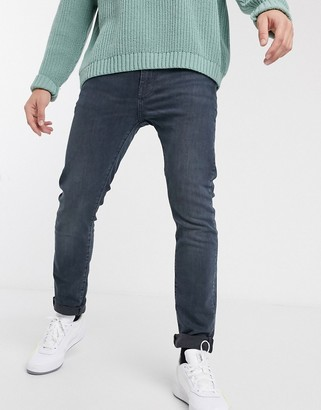 Levi's 510 skinny fit standard rise jeans in ivy advanced mid wash