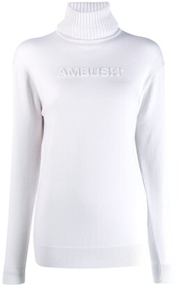 Ambush Embossed Logo Jumper