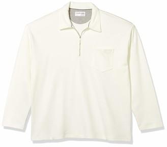 Calvin Klein Men's Classic Quarter Zip Sweater