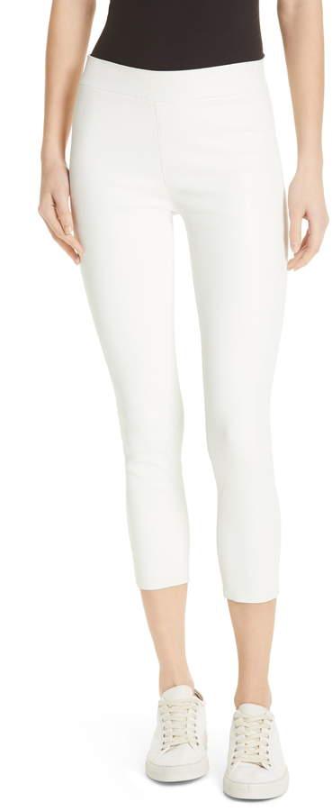 a8ce9c4844cd66 White Capri Leggings - ShopStyle