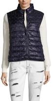 Velvet by Graham & Spencer Stand Collar Puffer Vest