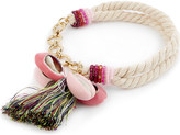 Rebecca Minkoff Lola rope bracelet