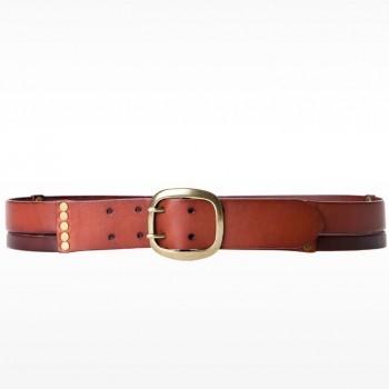 Linea Pelle Two Tone Hip Belt