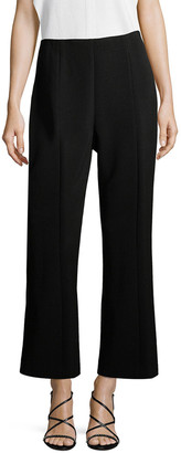 Narciso Rodriguez Cropped Wool Pants