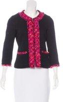 Kate Spade Knit Short Coat