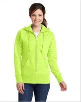Port & Company LPC78ZH Ladies Hooded Sweatshirt - M