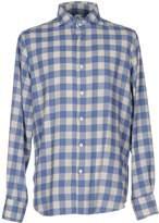 Finamore 1925 Shirts - Item 38678830