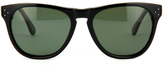 Oliver Peoples Daddy B Black / Green