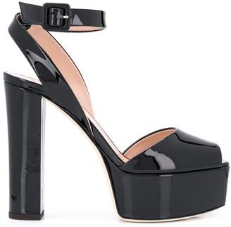 Giuseppe Zanotti Platform High Heel Sandals