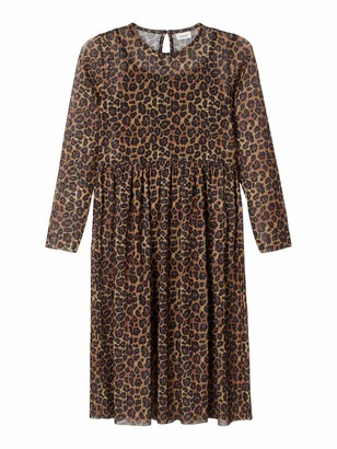 Name It NOS Girl's Objcecilie Mw 7/8 Pants Noos Dress