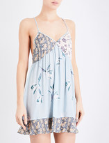 Free People All Mixed Up jersey slip