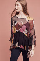 Plenty by Tracy Reese Giardot Silk Blouse