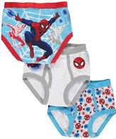 "Spiderman Little Boys' Toddler ""Friendly Web"" 3-Pack Briefs"