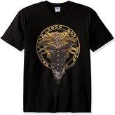 Crooks & Castles Men's Cultivated Lux Medusa T-Shirt