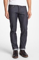 Naked & Famous Denim Men's 'Weird Guy' Slim Fit Raw Jeans