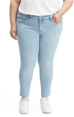 Levi's 711 Skinny Jeans (Plus Size)