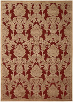 Nourison Chalet High-Low Carved Rectangular Rug